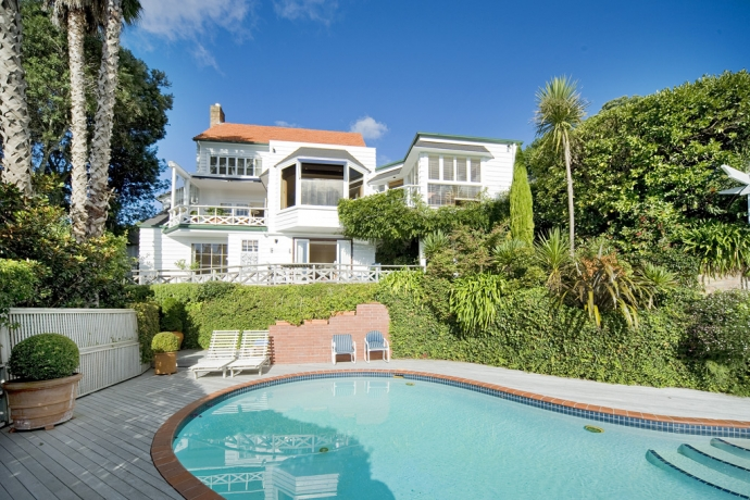 One of Remuera's Most Admired Homes could now be yours ..... for the first time in 30 years