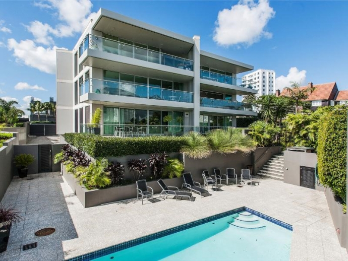 An Entire Floor Apartment In Arguably Parnell S Best Location