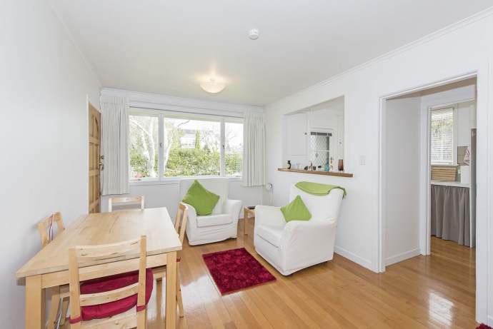 Your own home, in the heart of Remuera, for $695,000
