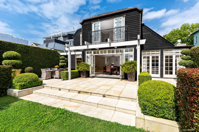 One of Remuera's most special homes