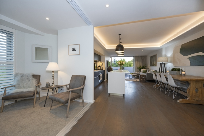Unique 3 Bedroom Apartment in leafy Nuffield Street, the heart of Newmarket